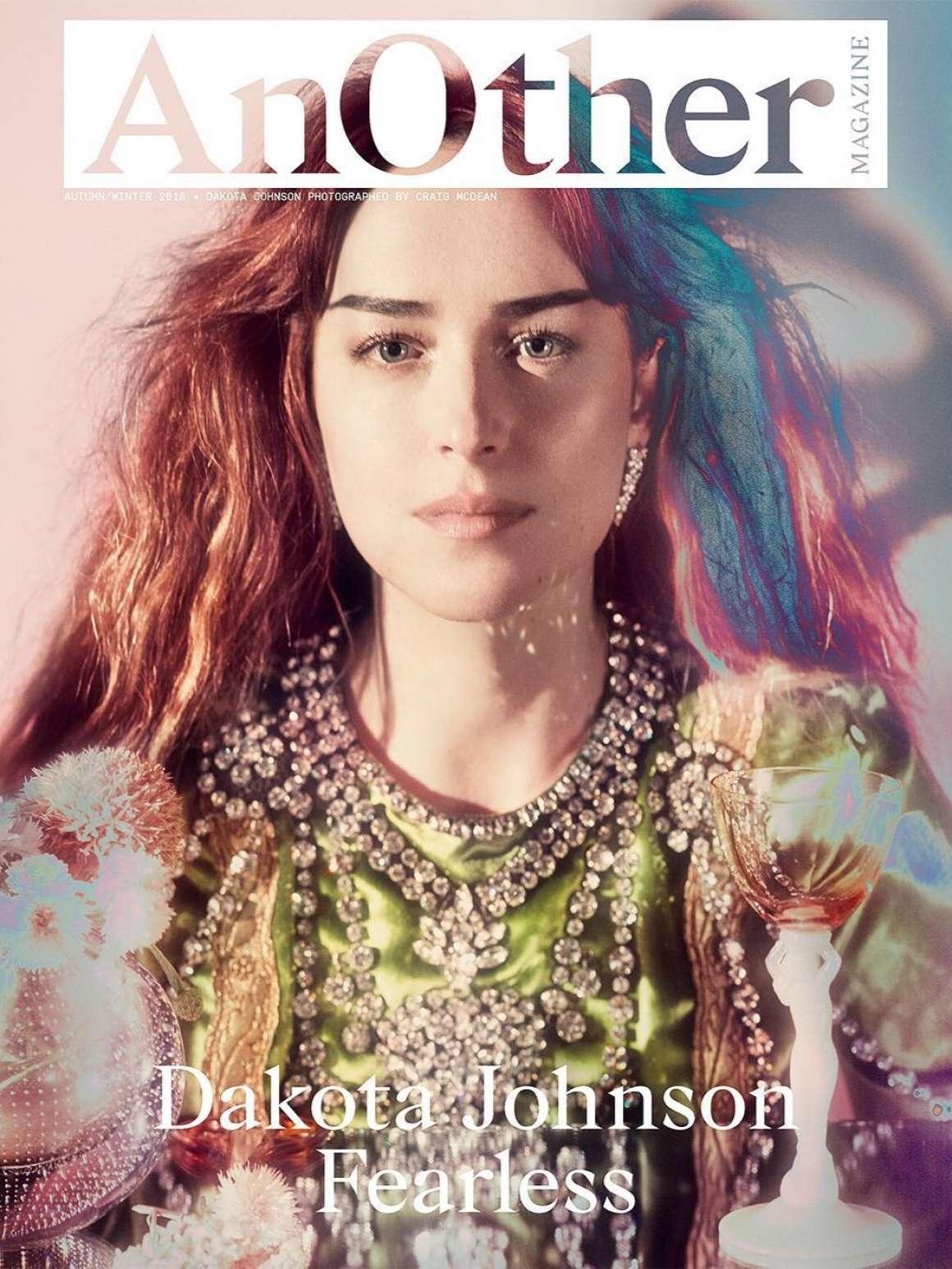 Dakota Johnson for AnOther Cover Magazine (Fall/Winter 2018)
