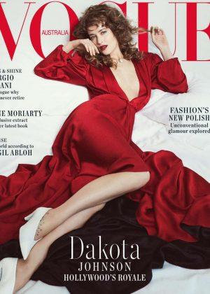 Dakota Johnson for Vogue Australia 2018