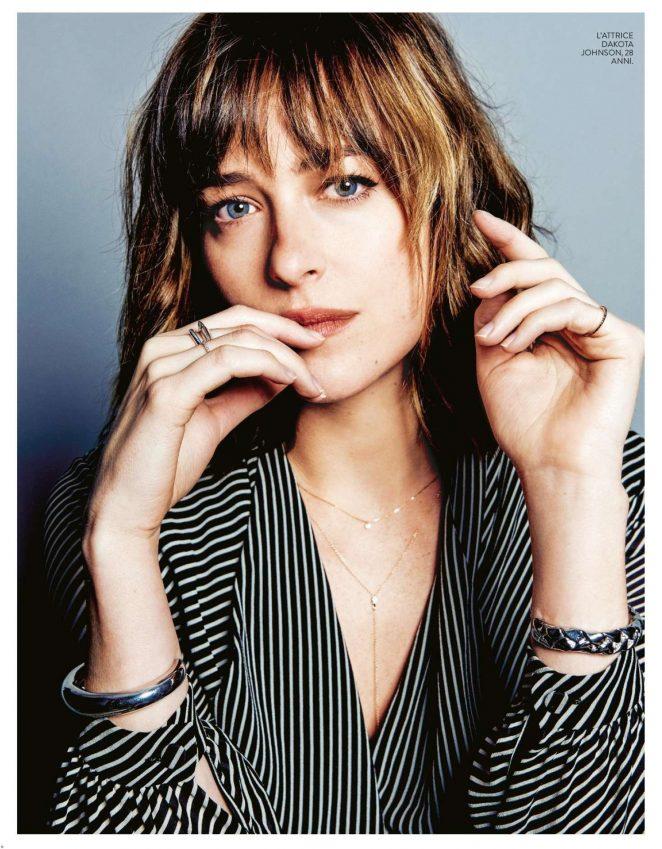 Dakota Johnson - Grazia Italy Magazine (February 2018)