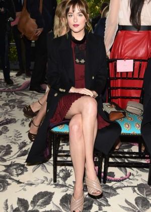Dakota Johnson - Gucci Fashion Show at Milan Fashion Week