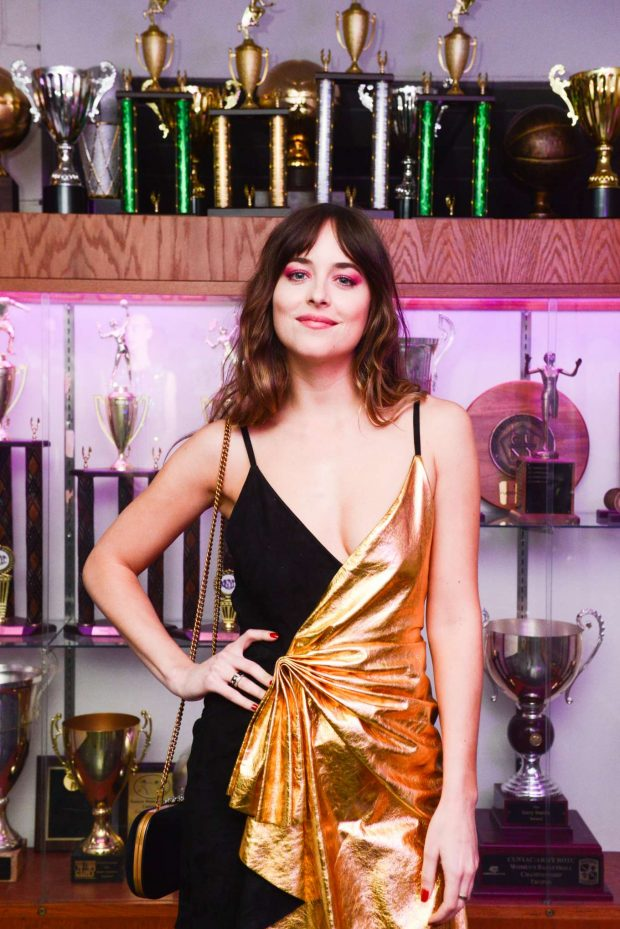 Dakota Johnson - Gucci Met Gala After Party in NYC