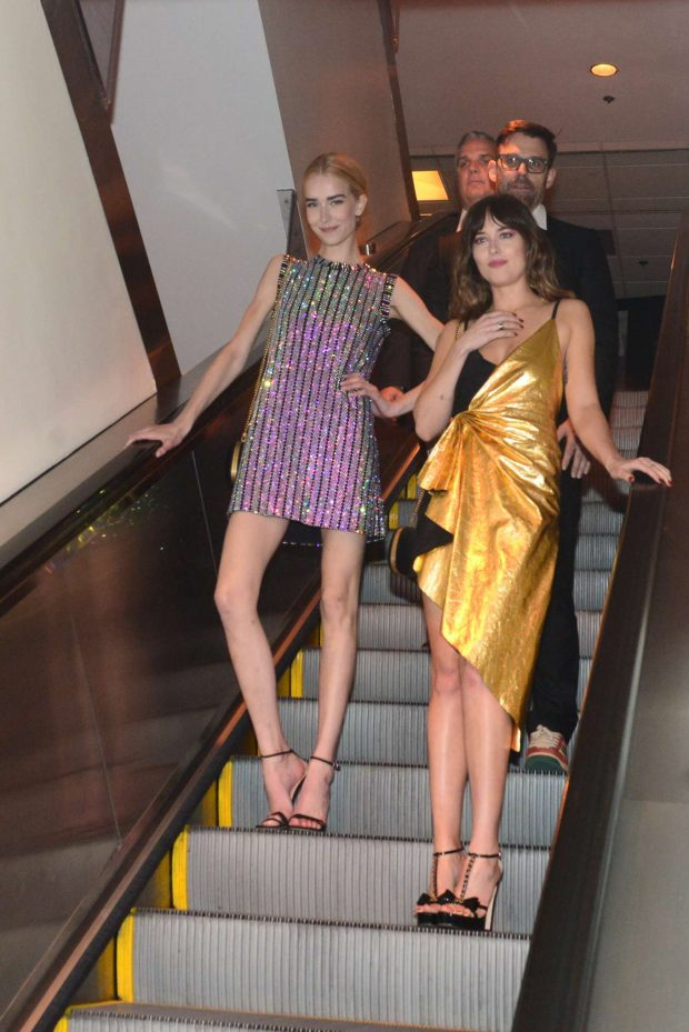 Dakota Johnson: Gucci Met Gala After Party -09