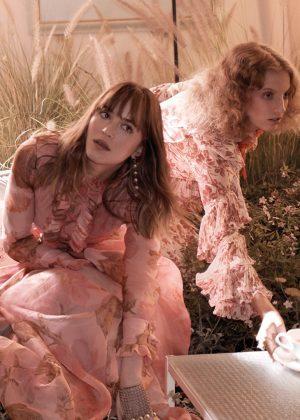 Dakota Johnson - Gucci's New Fragance 'Bloom Nettare Di Fiori' 2018
