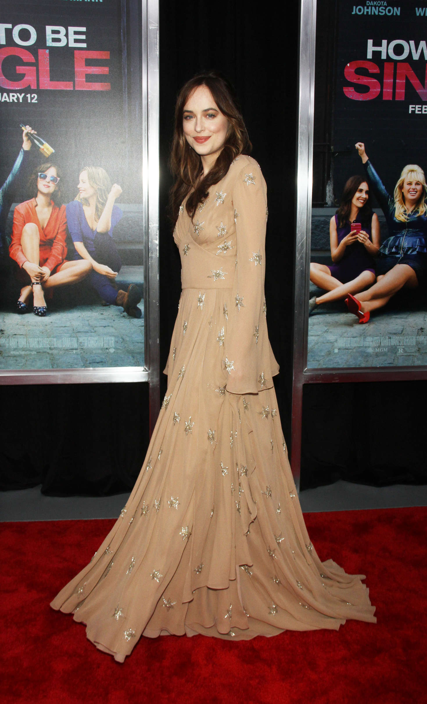 Dakota Johnson: How To Be Single Ny Premiere