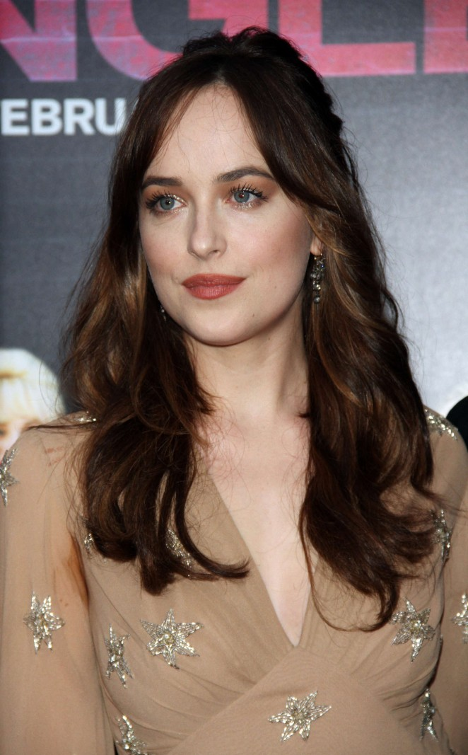 Dakota Johnson - 'How To Be Single' Premiere in New York City