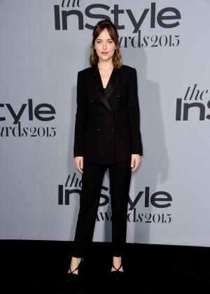 Dakota Johnson - Instyle Awards 2015 in Los Angeles