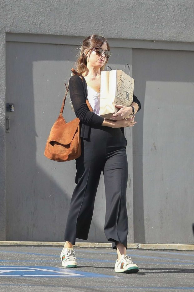 Dakota Johnson: Leaves book soup in West Hollywood -02