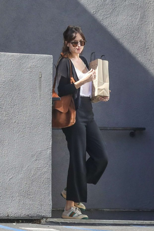 Dakota Johnson: Leaves book soup in West Hollywood -04