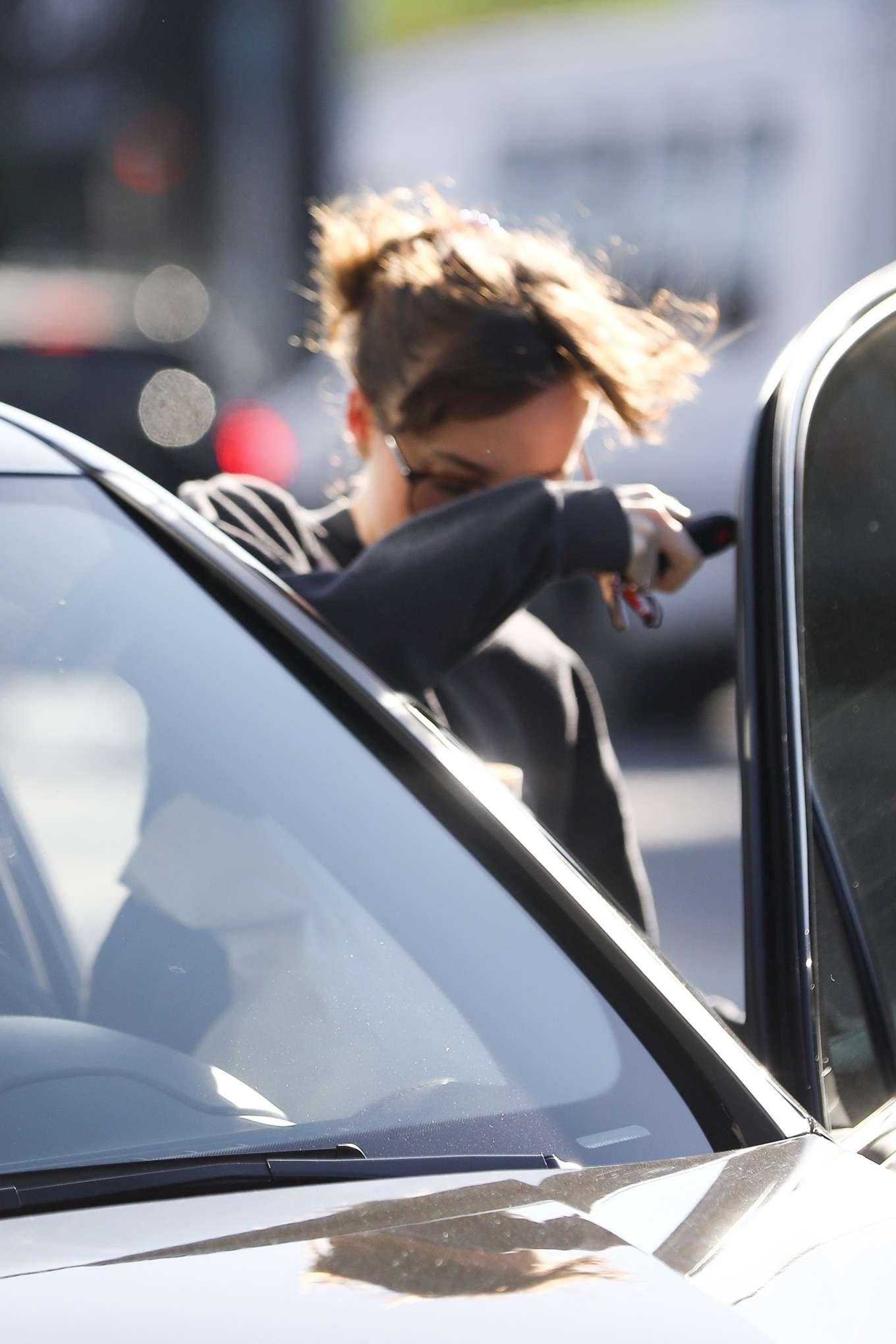 Dakota Johnson 2020 : Dakota Johnson – Leaves the gym in Los Angeles-02