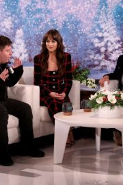 Dakota Johnson - On The Ellen DeGeneres Show in LA