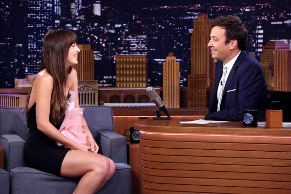 Dakota Johnson 2019 : Dakota Johnson – On The Tonight Show Starring Jimmy Fallon-02