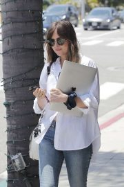 Dakota Johnson - Out and about in Beverly Hills