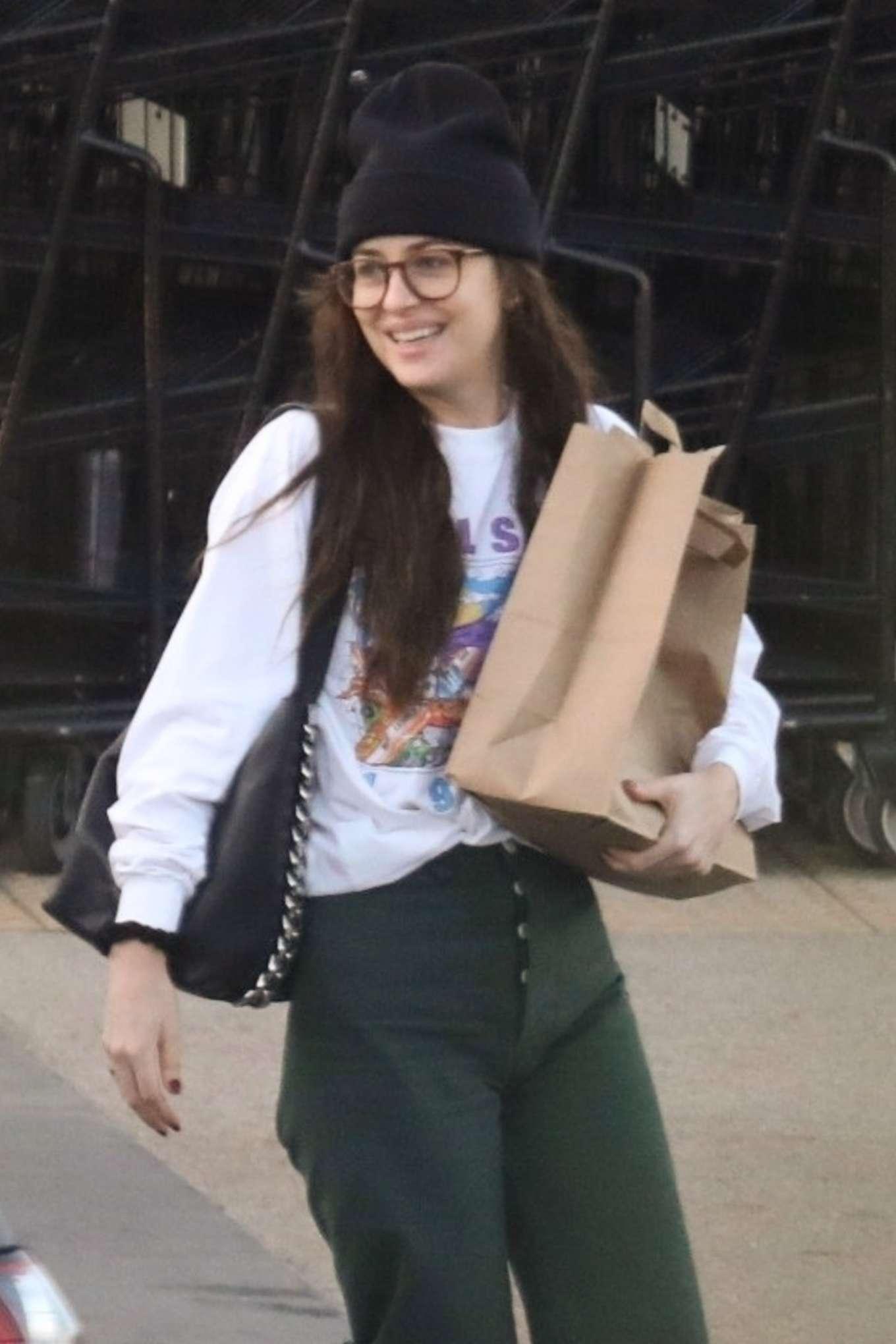 Dakota Johnson - Out and about in Malibu