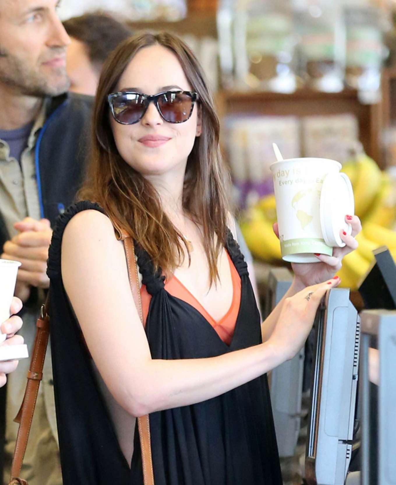 Dakota Johnson - Out and about in Studio City