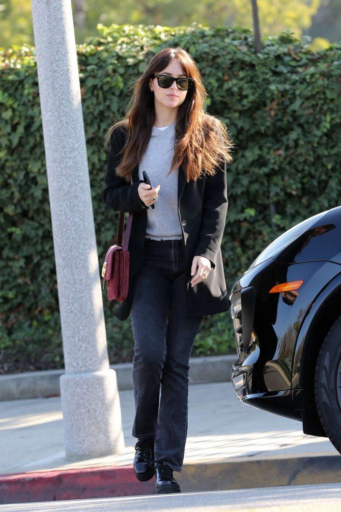Dakota Johnson: Out in Beverly Hills -02