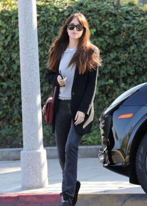 Dakota Johnson - Out in Beverly Hills