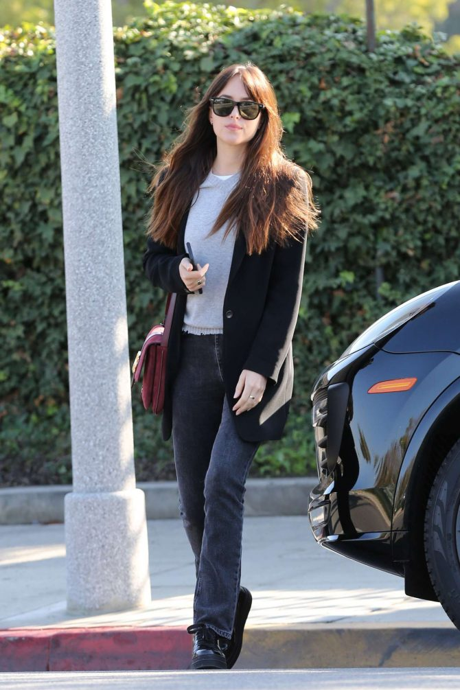 Dakota Johnson – Out in Beverly Hills