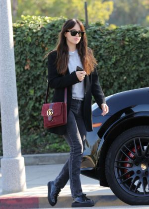 Dakota Johnson - Out in Beverly Hills