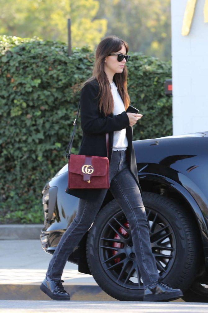 Dakota Johnson: Out in Beverly Hills -05