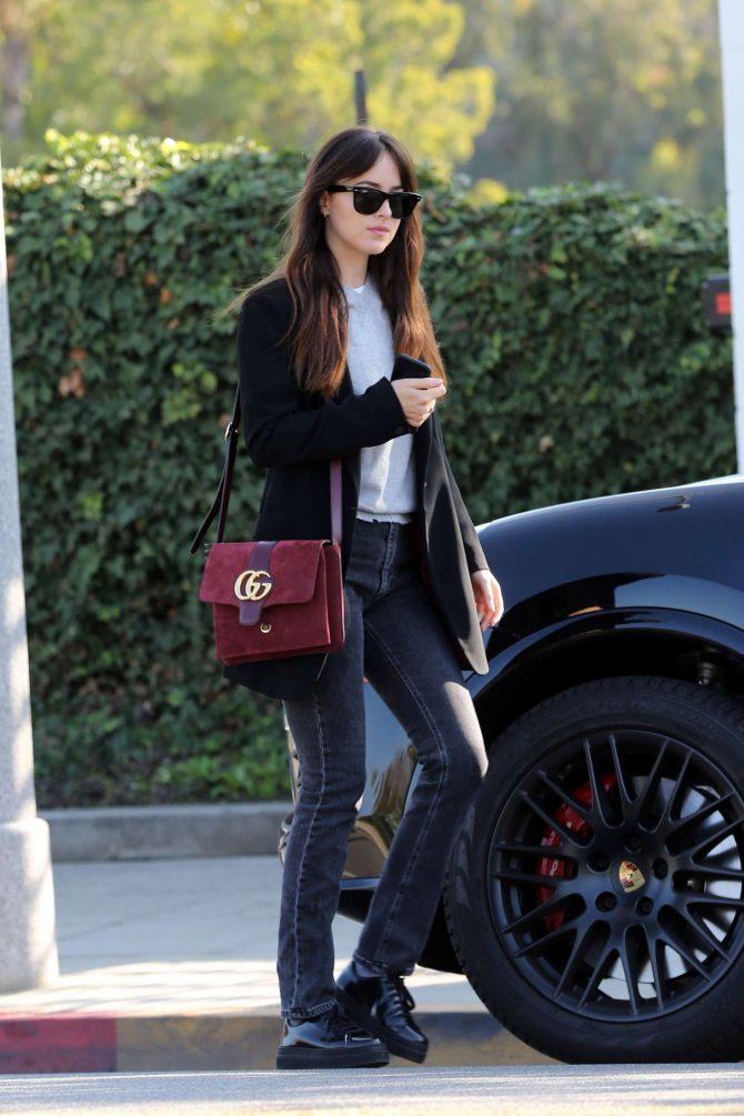 Dakota Johnson: Out in Beverly Hills -06