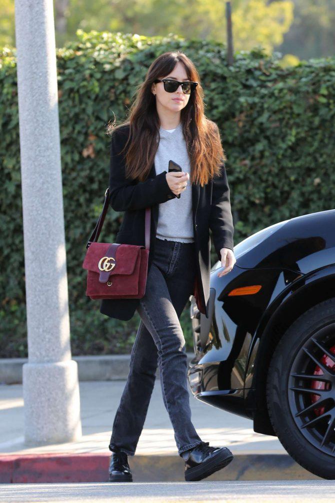 Dakota Johnson: Out in Beverly Hills -07