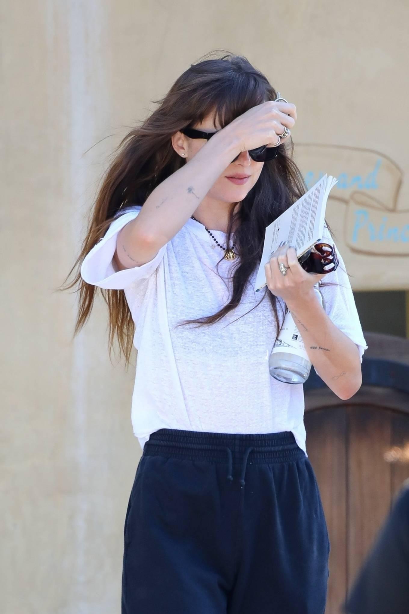 Dakota Johnson - Out in Los Angeles