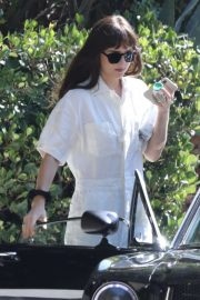 Dakota Johnson - Out in Malibu