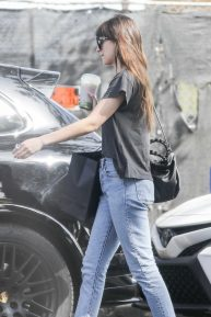 Dakota Johnson - Out in West Hollywood