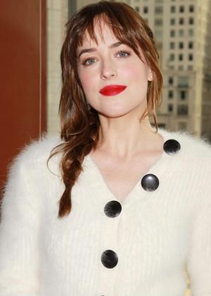 "Dakota Johnson - Post ""Fifty Shades of Grey"" Fan Screening Brunch in NYC"