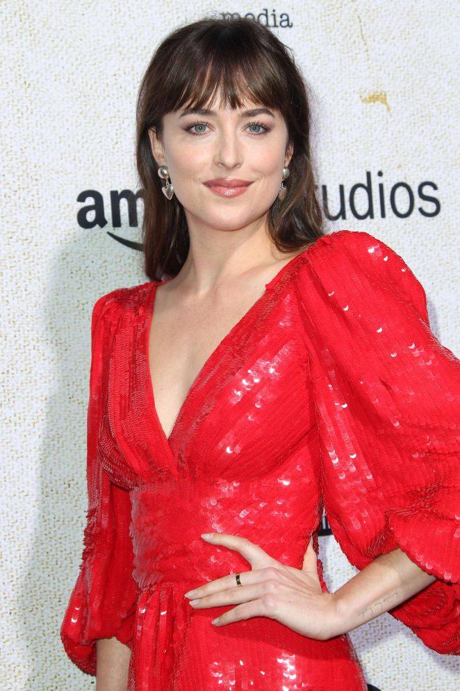 Dakota Johnson - 'Suspiria' Premiere in Los Angeles