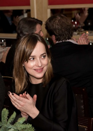 Dakota Johnson - The Audi Q7 Holiday And Snow Polo Celebration