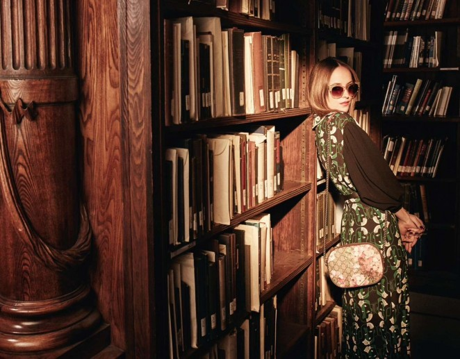 Dakota Johnson: The Edit Magazine Photoshoot 2016 -03