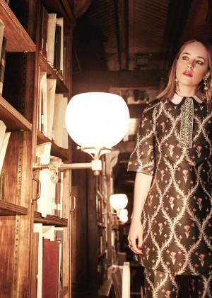 Dakota Johnson: The Edit Magazine Photoshoot 2016 -04