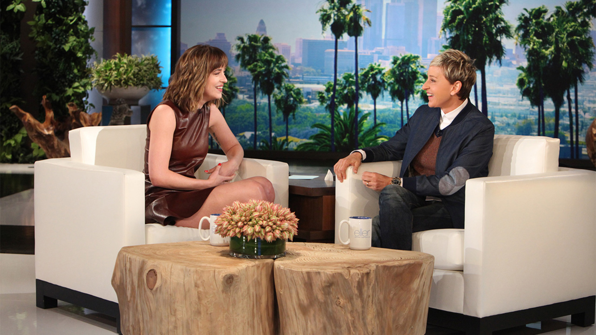 Contact ellen degeneres - Ellen show address ...