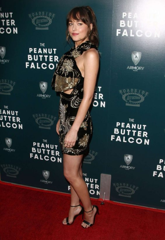 Dakota Johnson 2019 : Dakota Johnson – The Peanut Butter Falcon Premiere in Hollywood-19
