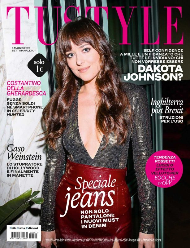 Dakota Johnson - Tu Style Magazine (March 2020)