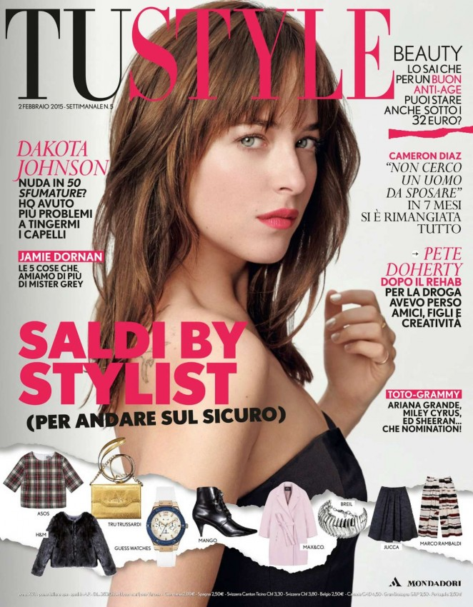 Dakota Johnson - TuStyle Magazine (February 2015)