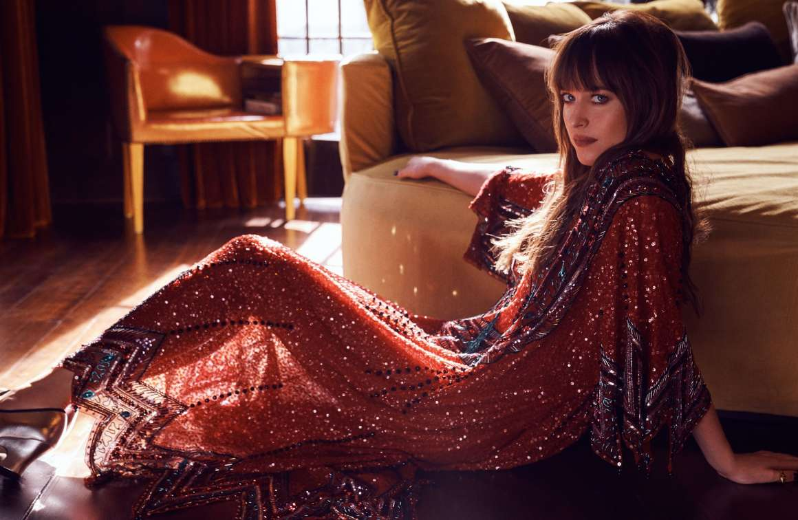 Dakota Johnson - Vanity Fair Italy Magazine (December 2018)