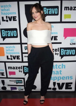 Dakota Johnson - Watch What Happens Live