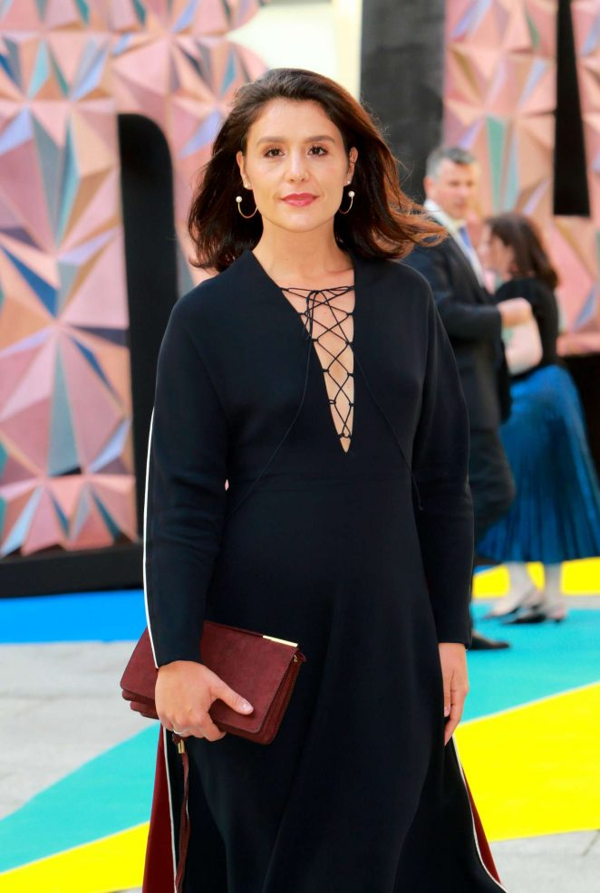 DakotaJessie Ware - Royal Academy of Arts Summer Exhibition Preview Party in London