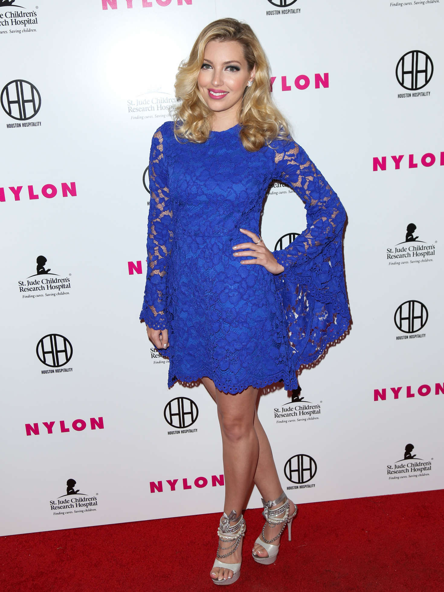 Dalal Bruchmann - NYLON Magazine's Muses And Music Party in LA
