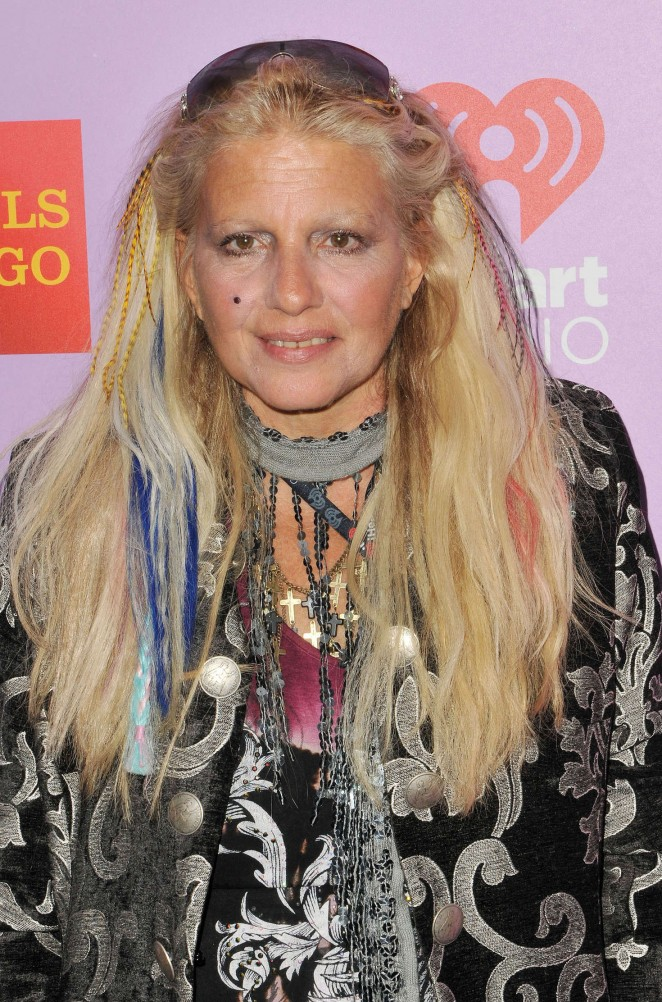 Dale Bozzio - iHeart80s Party in Los Angeles