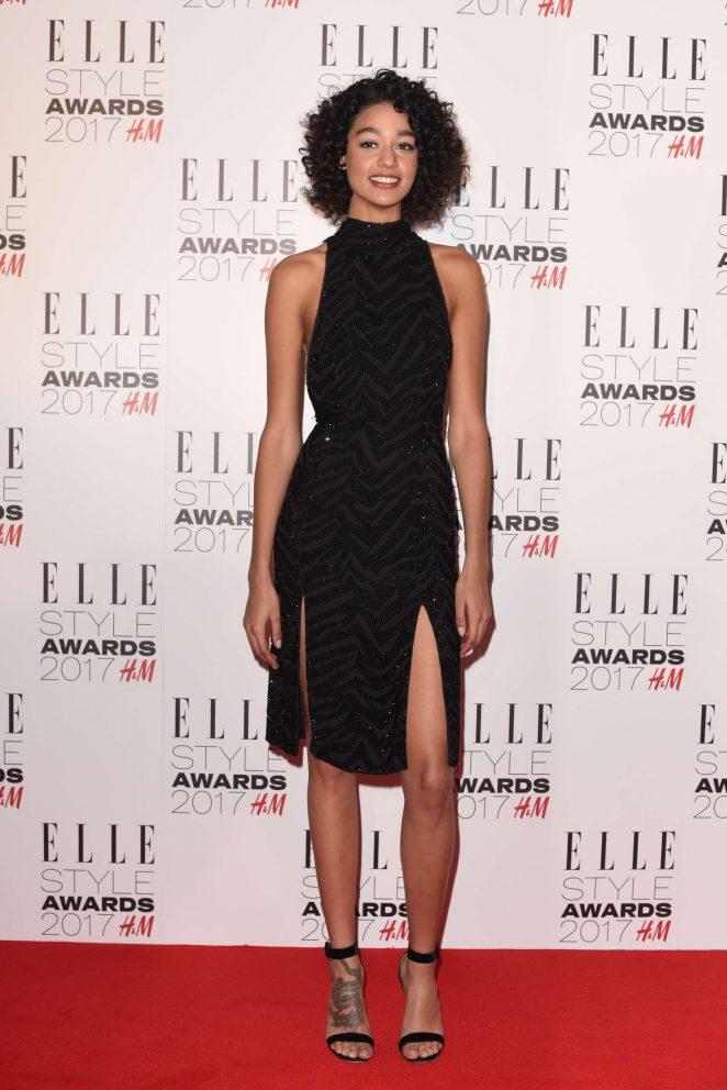 Damaris Goddrie - 2017 Elle Style Awards in London