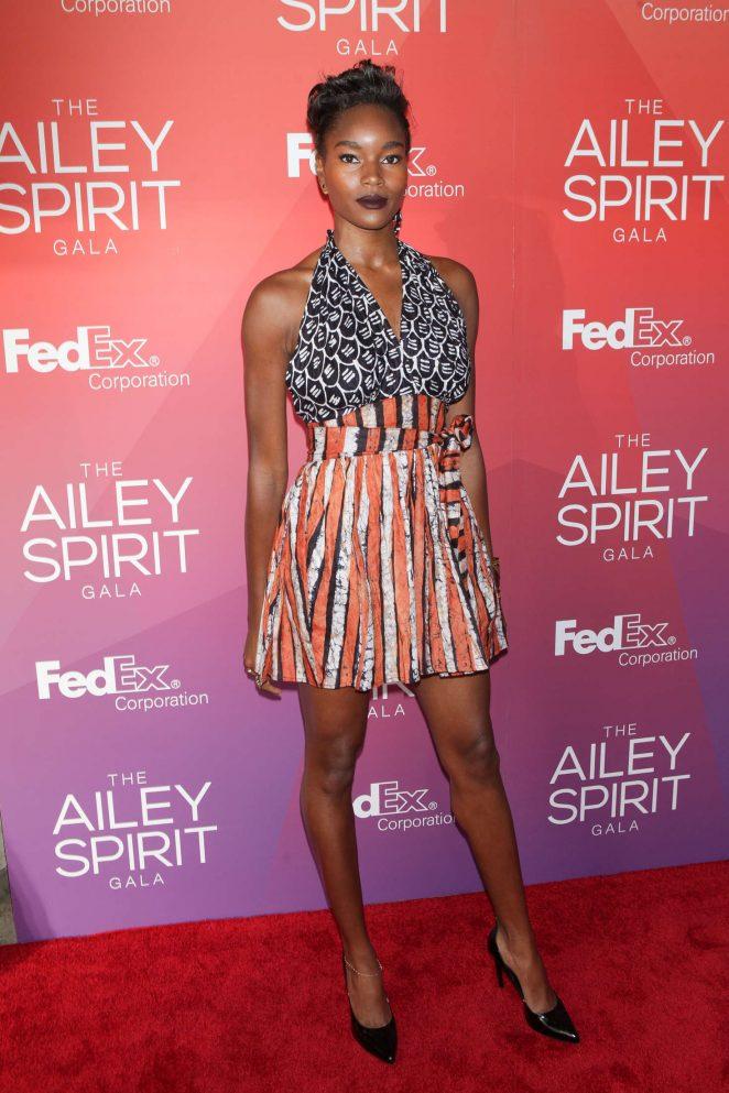 Damaris Lewis: Ailey Spirit Gala 2016 -03
