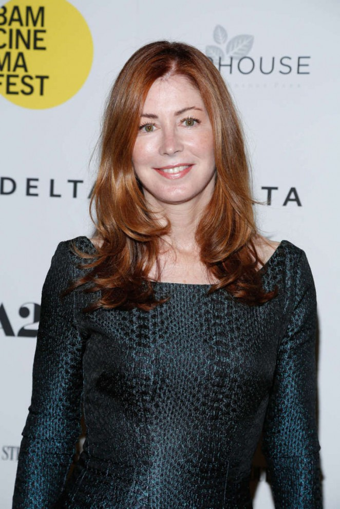 Dana Delany - BAMcinemaFest 2015 'The End Of Tour' Opening Night Screening in NYC