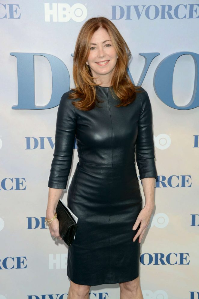 Dana Delany - 'Divorce' Premiere in New York