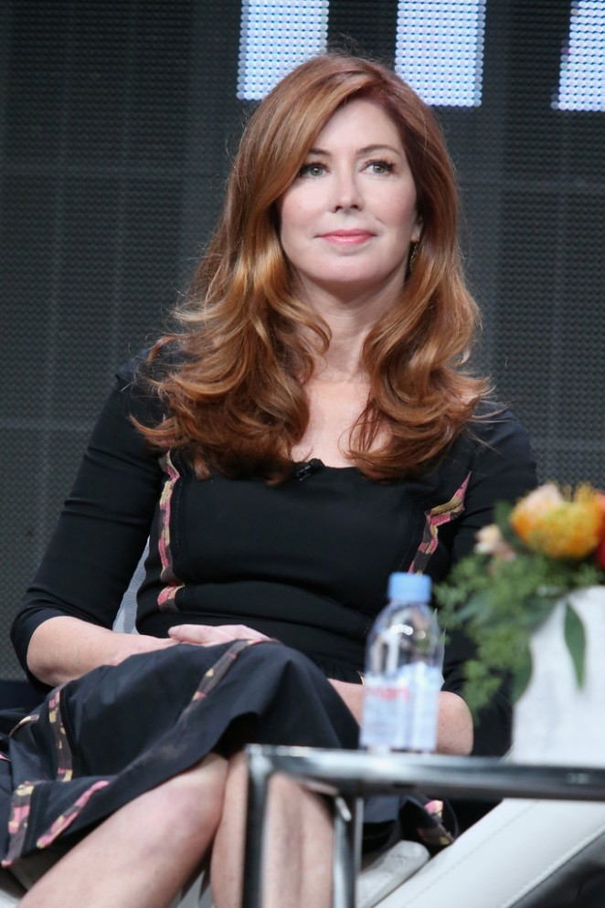 Dana Delany - 'Hand of God' Panel 2015 Summer TCA Tour in Beverly Hills