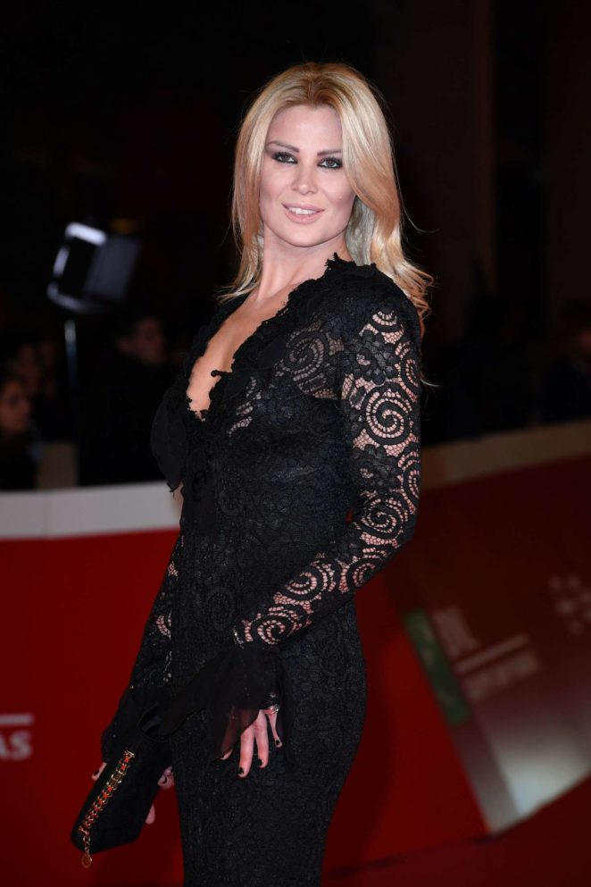 Dana Ferrara - 'Hostiles' Premiere at 2017 Rome Film Festival in Rome