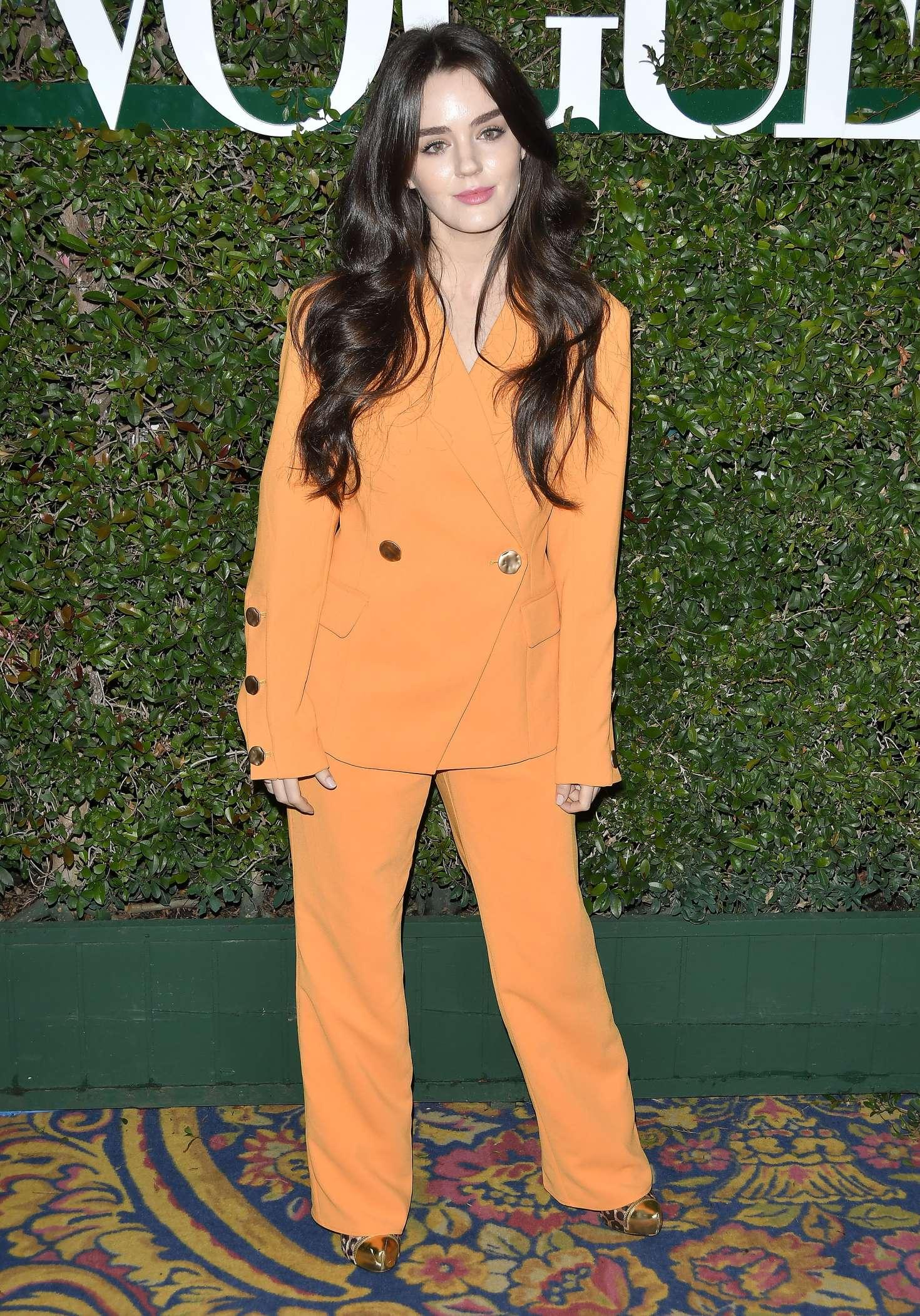 Dana Melanie 2019 : Dana Melanie: Teen Vogues 2019 Young Hollywood Party -02