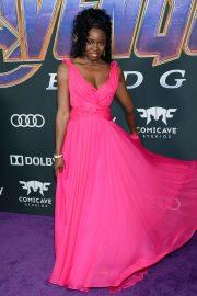 Danai Gurira - 'Avengers: Endgame' Premiere in Los Angeles